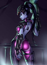Widowmaker from Requiemdusk