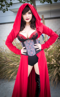 Delanie Frances as Deadpool/Sith