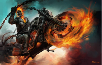 Ghost Rider from Hualu