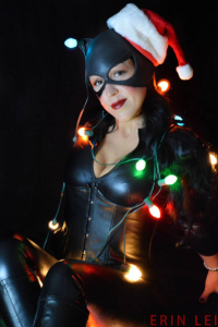 Red Star Cosplay as Catwoman