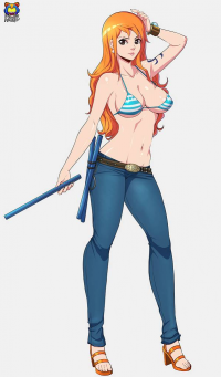 Nami from Kyoffie Ilustrator