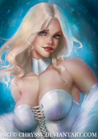 Emma Frost from chryssv
