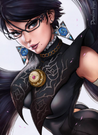 Bayonetta from Dandonfuga