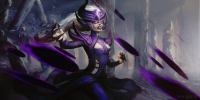 Syndra from Unknown Artist