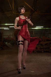 Akina Gasai as Ada Wong