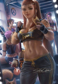 Brigitte from Sakimi Chan