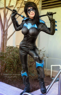 Danielle Beaulieu as Nightwing