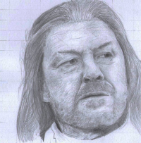 Eddard Stark from Mark Lambert