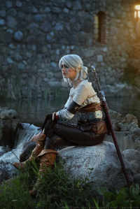 Denikakiomi as Ciri