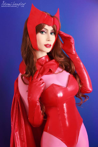 Adami Langley as Scarlet Witch