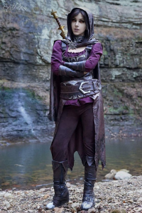 April Gloria as Serana