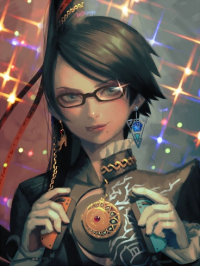 Bayonetta from Bellhenge