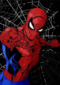 Spider-Man from Jeff Wade