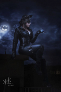 Ailiroy Arts and Crafts as Catwoman
