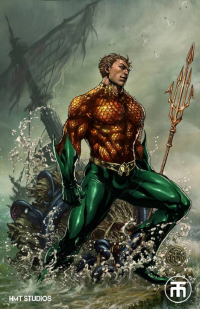 Aquaman from Hmtstudios