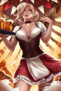 Mercy from Olchas