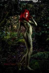 Leyna Sweet as Poison Ivy