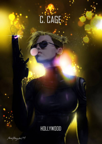 Cassie Cage from Romeo J. Gonzales