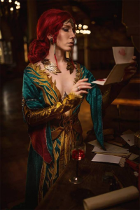 Laura Jansen as Triss Merigold