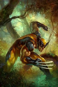 Wolverine from Jb Casacop