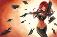 Katarina from chanseven