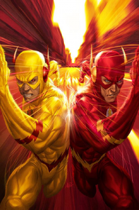 The Flash from Stanley Lau