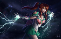 Sailor Jupiter from Gladzy Kei