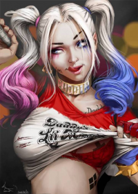 Harley Quinn from Souracid