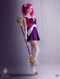 Andrasta as Lux
