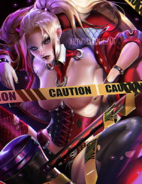 Harley Quinn from Sakimi Chan