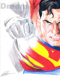 Superman from Dreamandart