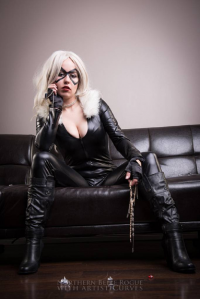 Northern Belle as Black Cat