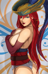 Miss Fortune from Nesoun Smith