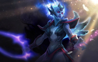 Vengeful Spirit from Biggreenpepper  To  Meet you