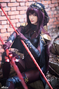 Arty 亞緹 - TW Cosplayer as Scathach
