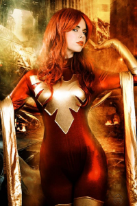 Florencia Jillian Sofen as Dark Phoenix