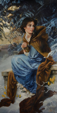 Belle from Heather Theurer