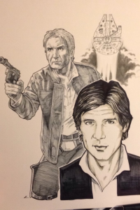 Han Solo from Mrscratch0753