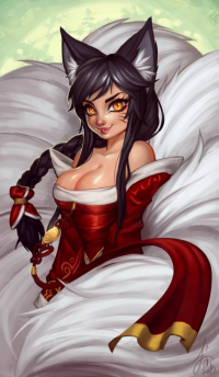 Ahri from Ajamarie Abad