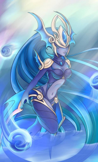 Syndra from Iiyume