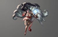 Ahri from Athenawyrm