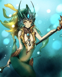 Nami from Relax 絵