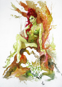 Poison Ivy from Alessandro Giovagnoli