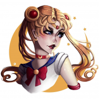 Sailor Moon from Emily Cheng