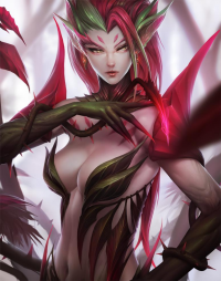 Zyra from ae-rie