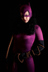 Natalie GxG as Catwoman