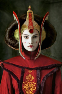 Alyson Tabbitha as Padmé Amidala