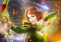 Windranger from espenartman