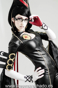 Laura Sánchez as Bayonetta