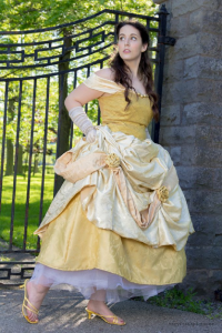 The Marvelous Girls of KW Cosplay as Belle